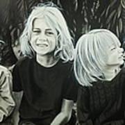 The Kids Art Print