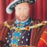 The Kings Head Art Print