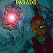 The Knights Parade Art Print