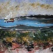 The Lake #5 Art Print