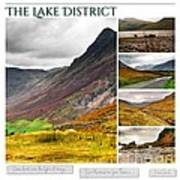 The Lake District Autumn 2 Art Print