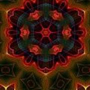 The Last Flower II Art Print