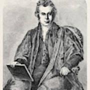 The Late Venerable Archdeacon John Williams Art Print