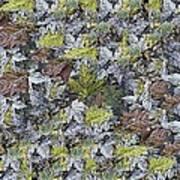 The Leaf Pile Art Print