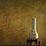 The Lighthouse - Port Washington Art Print