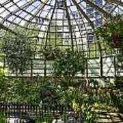 The Lincoln Park Conservatory Chicago-001 Art Print