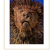 The Lion Poster Art Print