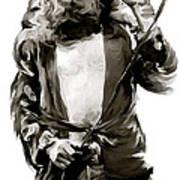The Lion  Robert Plant Art Print