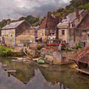 The Loir River Art Print