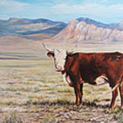 The Lone Range Art Print