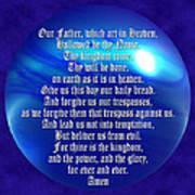 The Lords Prayer Art Print