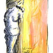 The Loss 2010 Art Print