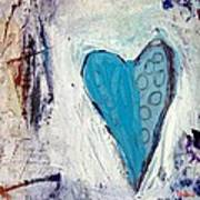 The Love Inside Art Print