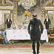 The Lucky Rich, 1896 Art Print