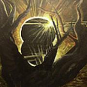 The Luminous Eclipse  Art Print