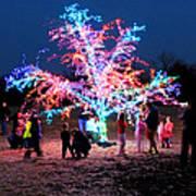 The Magic Tree Art Print
