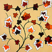 The Magnolia House Rules Art Print