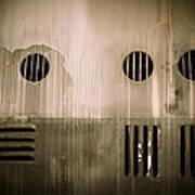 The Masks We Wear Art Print