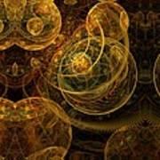 The Mechanical Universe Art Print