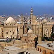 The Mosque Of Al-azhar Art Print