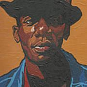 The Most Beautiful Boogie Man Art Print
