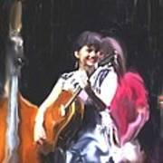 The Music Of Norah Jones Art Print