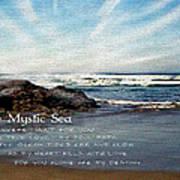 The Mystic Sea Art Print