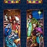 The Nativity Art Print