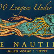 The Nautilus Art Print