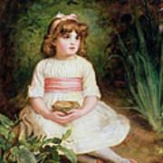 The Nest Oil On Canvas Art Print