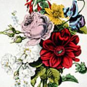The Nosegay Art Print