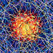 The Nucleus Art Print
