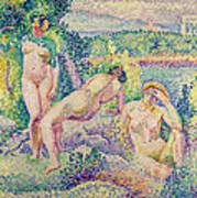 The Nymphs Art Print
