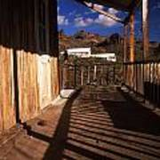 The Oatman Hotel Art Print