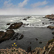 The Ocean's Call Art Print