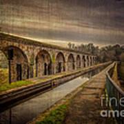 The Old Aqueduct Art Print