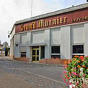 The Old Grand Marnier Distillery Art Print