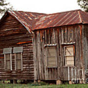 The Old Homeplace Art Print