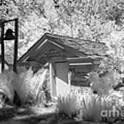 The Old Spring House Art Print