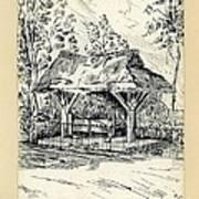 The Old Stocks Walsall Art Print