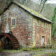 The Old Watermill Art Print