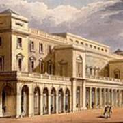 The Opera House, Formerly The Lyceum Art Print