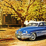 The Packard Art Print