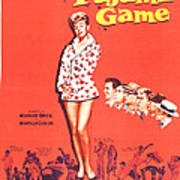 The Pajama Game, Us Poster, Doris Day Art Print