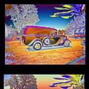 The Panel - Collage Art Print