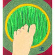 The Path - Mudra Mandala Art Print
