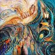 The Patriarchs Series - Moses Art Print