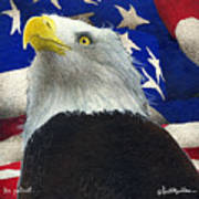 The Patriot... Art Print