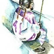 The Penalty Box Art Print