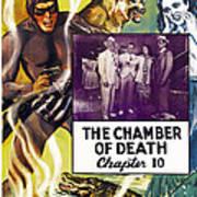 The Phantom, Us Poster, Tom Tyler Left Art Print